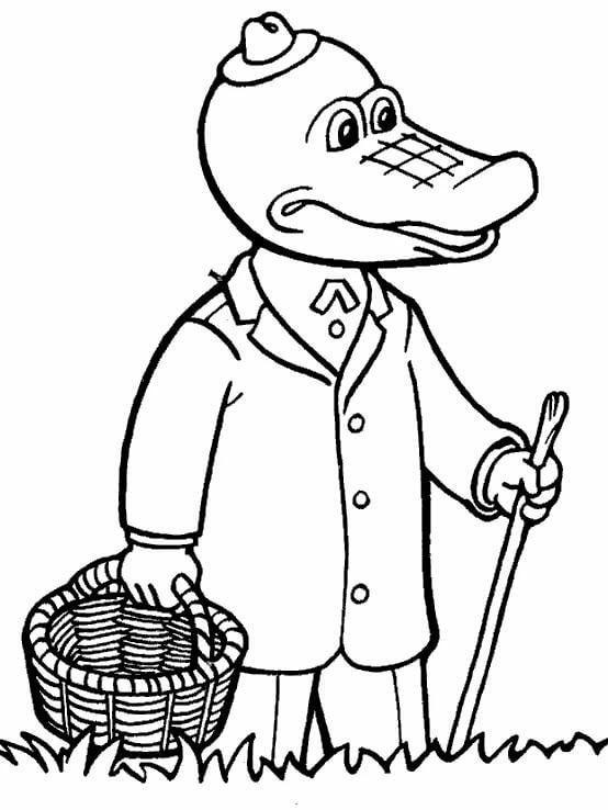 В лесу под Оренбургом нашли мертвого крокодила Крокодил, Оренбург, Смерть, Риа Новости, Rt