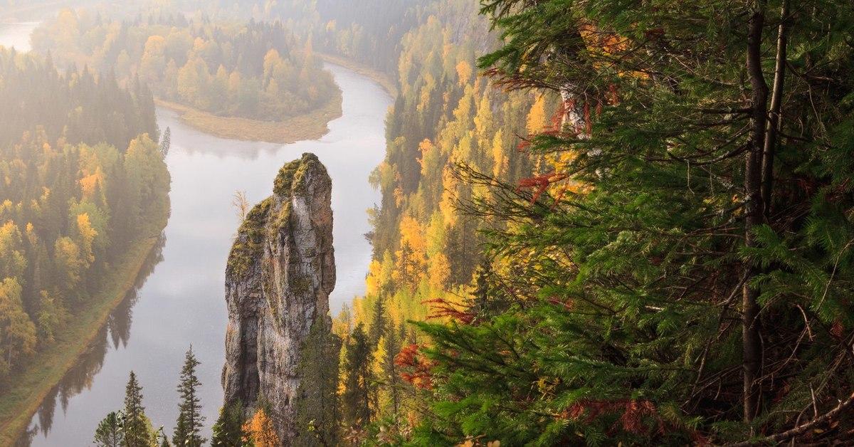 Пермские пейзажи картинки