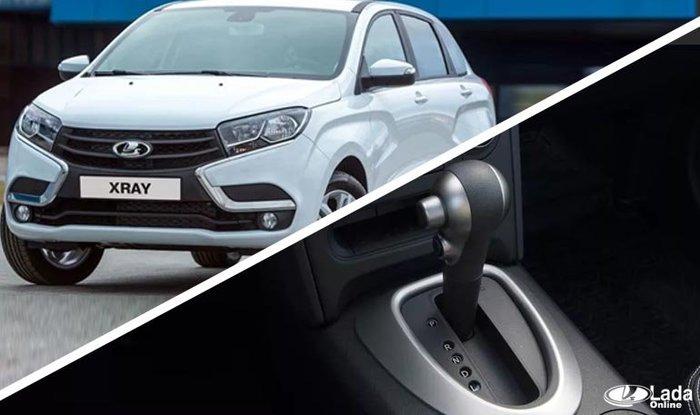 Lada XRAY получит вариатор уже официально Автоваз, Лада, Lada xray, Вариатор