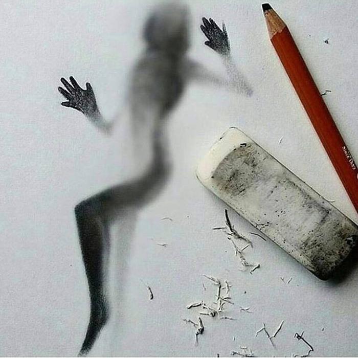 Вдохновляющее фото для рисования