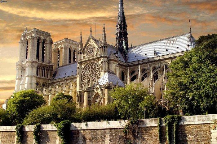 Сгоревший Нотр-Дам – преступление против человечества! Пожар, Пожар Нотр Дам Де Пари, Длиннопост, Notre Dame De Paris, Франция, Эммануэль Макрон