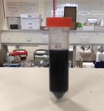 Взвесь наночастиц оксидов железа