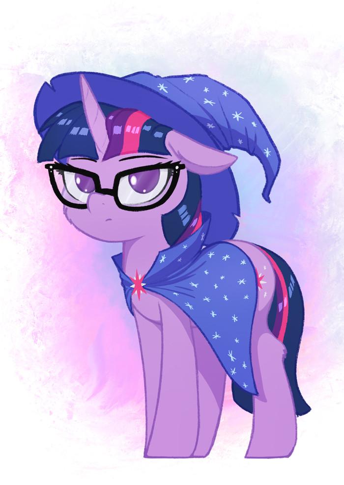 Великая и Могущественная Твайли My Little Pony, Ponyart, Twilight Sparkle, Shydale