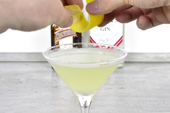 """Классический коктейль """"Белая леди"""" Алкоголь, Коктейль, Бар, Рецепт, Длиннопост, Белая леди, Классический коктейль"""