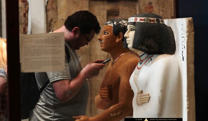 Соприкосновение разных эпох Египет, Музей, Древний Египет, Рахотеп, Хеопс, Археология, Египтология, Фотография