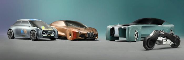 Байк, который сам балансирует BMW, Авто, Мото, Техника, Концепт, Юбилей, Будущее, Видео, Интересное, Длиннопост