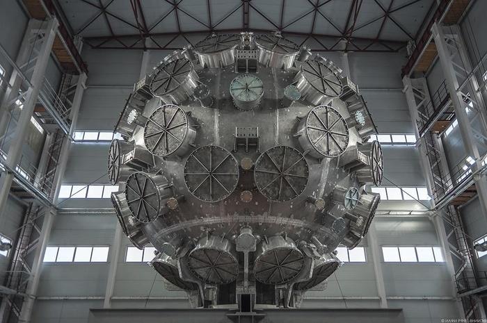Камера взаимодействия Камера взаимодействия, Лазер, Синтез, Наука