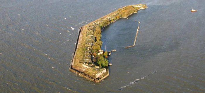 Форт в Кронштадте сдали в аренду за 23 рубля 35 копеек в год Форт, Аренда, Тотлебен, Санкт-Петербург, Кронштадт, Инвестиции