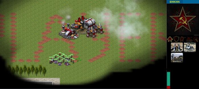 Command & Conquer: Red Alert 2 в браузере Command & Conquer, Браузерные игры, Онлайн-Игры, Red Alert, Стратегия