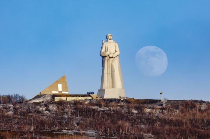 Алеша II Мурманск, Россия, Фотография, Природа