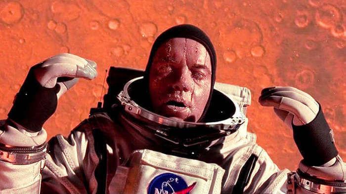 Что произойдёт с человеком без скафандра в открытом космосе? Космонавт, Космос, Длиннопост