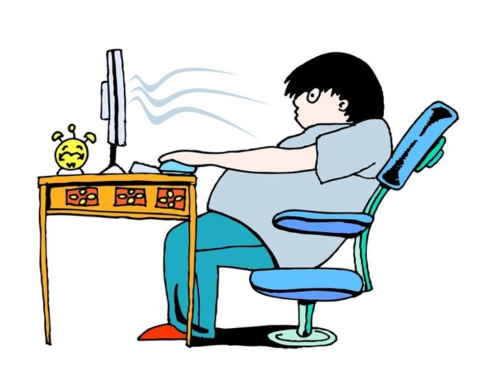 Как компьютерщику сохранить свое здоровье. Личный опыт ЗОЖ, Здоровье, Компьютер, Длиннопост, Вертикальное видео, Видео