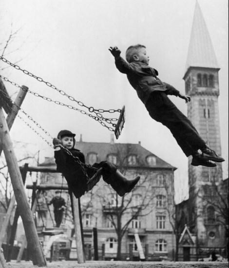 Полет Реальная история из жизни, Детство в СССР, Качели