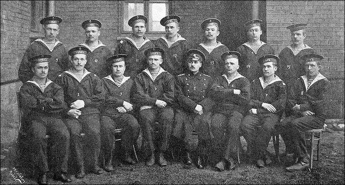 Как спасались с подводных лодок в старое время. Флот, Моряки, Море, Интересное, История, Чрезвычайная ситуация, Длиннопост