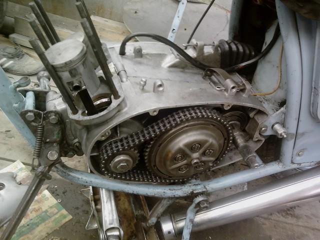 Восстановление: ИЖ-Юпитер 2К 1969 года рождения Мотоциклы, Реставрация, Восстановление, Длиннопост, Drive2