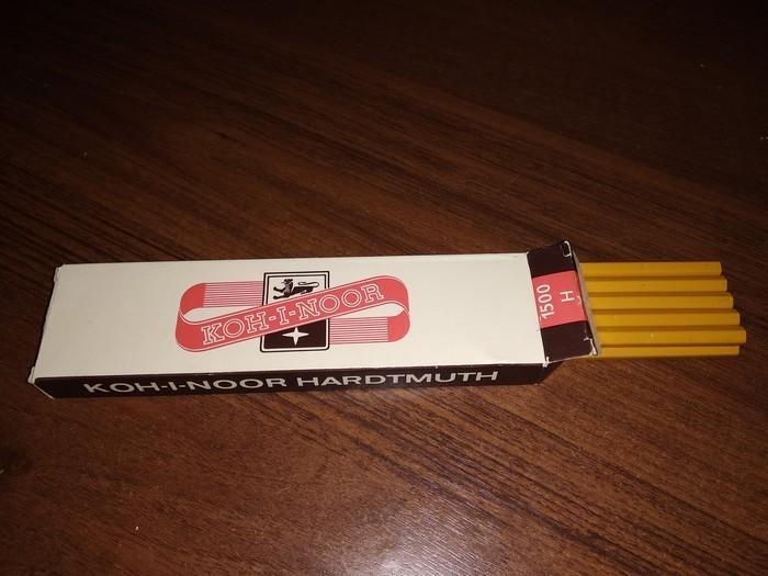То чувство, когда карандаши старше тебя Карандаш, Набор