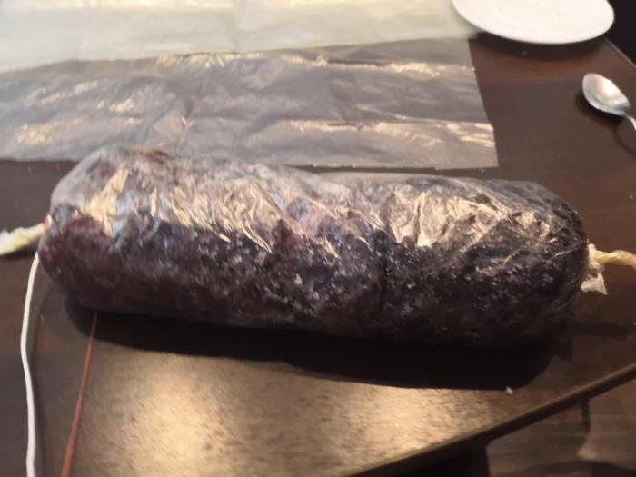 Брезаола (вяленая говядина) по-домашнему. Мясо, Брезаола, Рецепт, Своими руками, Длиннопост, Текст, Фотография, Говядина