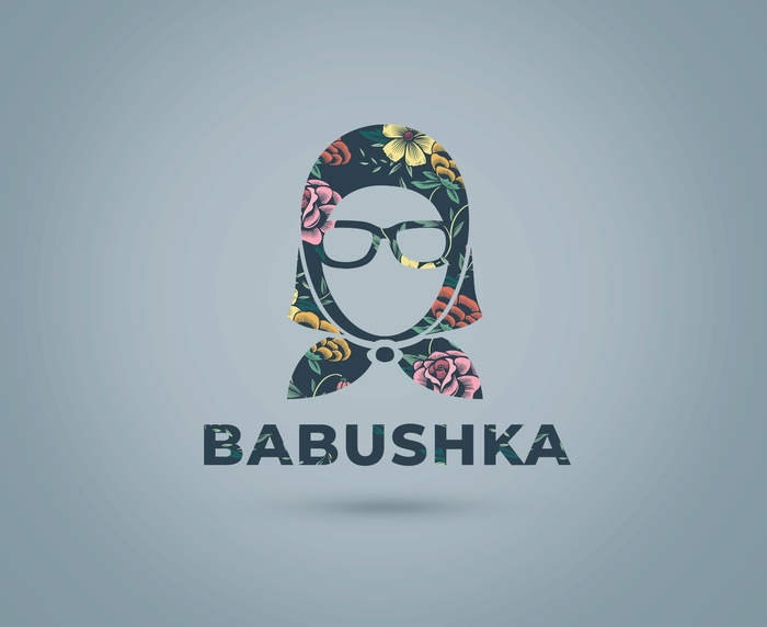 Babushka: Review Babushka, Логотип, Adobe Illustrator, Photoshop, Айдентика, Дизайн, Критика, Длиннопост