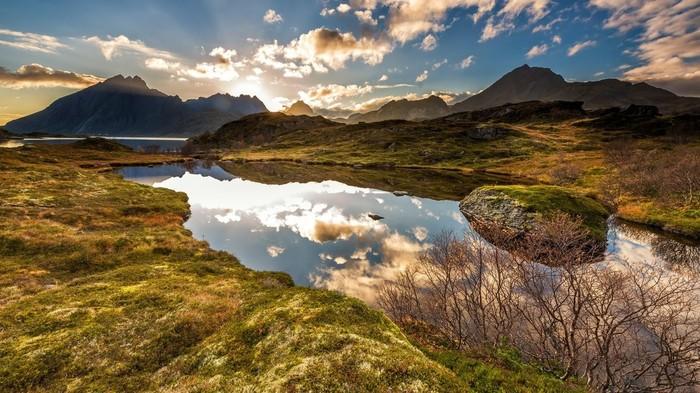 Где-то в Норвегии