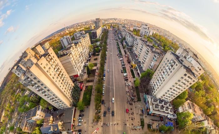 Кишинев, Молдова Кишинев, Молдова, Дрон, Фотография, Длиннопост