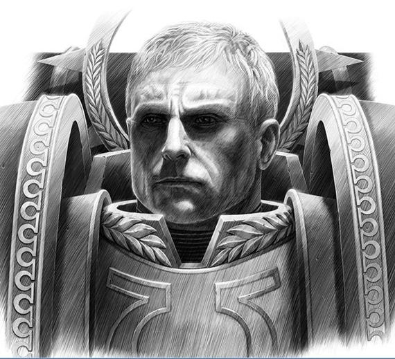 """Из воспоминаний Робаута Жиллимана. Небольшой отрывок из рассказа """"The Sinew of War"""". Warhammer 40k, Wh back, Warhammer 30k, Roboute Guilliman, Деньги"""
