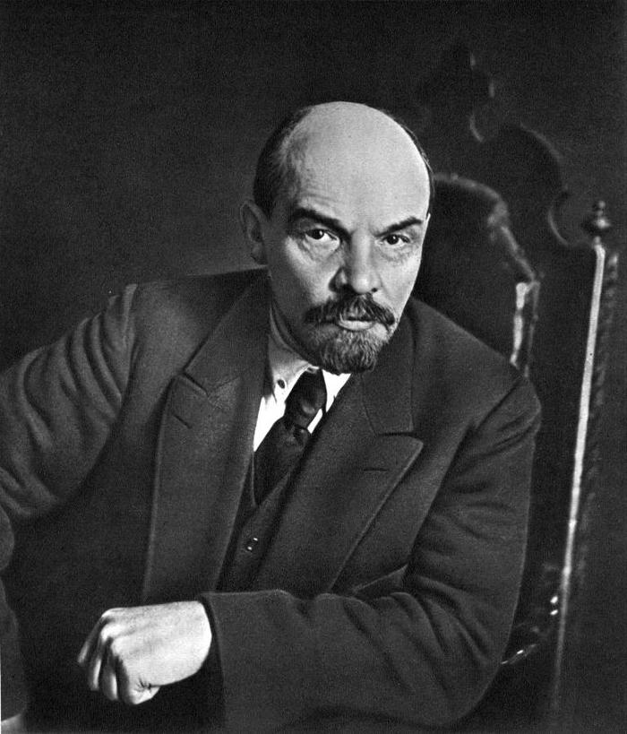 С праздником, товарищи! Ленин, День рождения