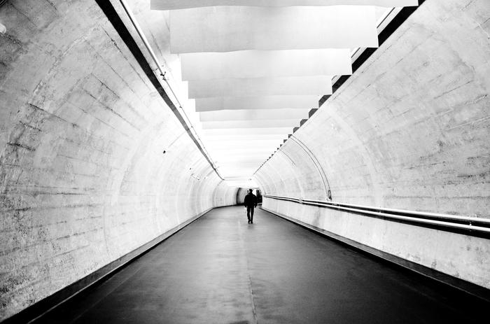 Цюрих, метро