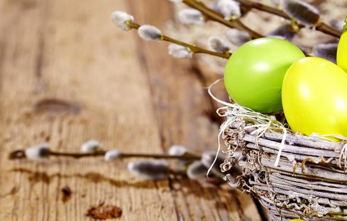 Страстная неделя Страстная неделя, Верба, Яйца