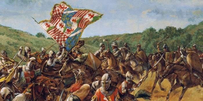 10 «школьных» заблуждений о Крестовых походах Длиннопост, История, Подборка, Война, Армия, Рыцарь