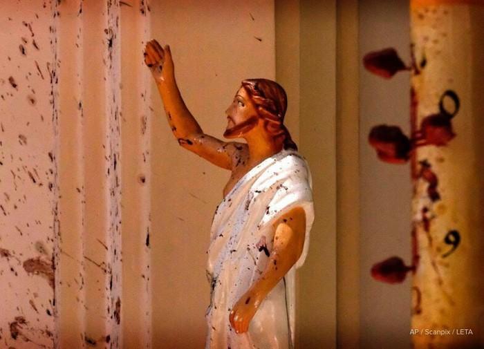 9 врыв на Шри-Ланке Теракт, Шри-Ланка, Терроризм