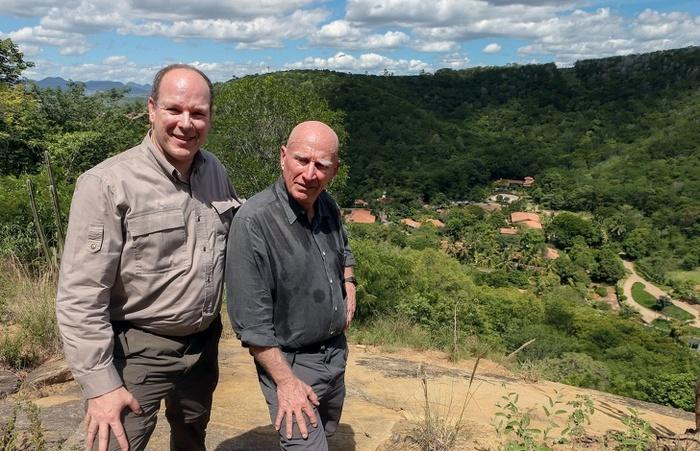 Фотограф из Бразилии своим примером доказал, что у человечества еще есть шанс сохранить природу Бразилия, Лес, Фотограф, Длиннопост, Природа