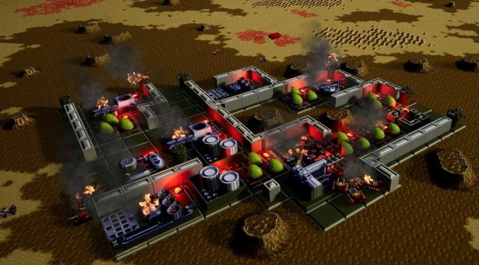 Dune 2 (3D) Dune II:The Battle for Arracis, Indie, Gamedev, Длиннопост