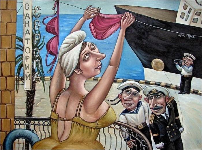 Военные моряки и женщины Флот, Моряки, Реальная история из жизни, Отношения людей, Длиннопост