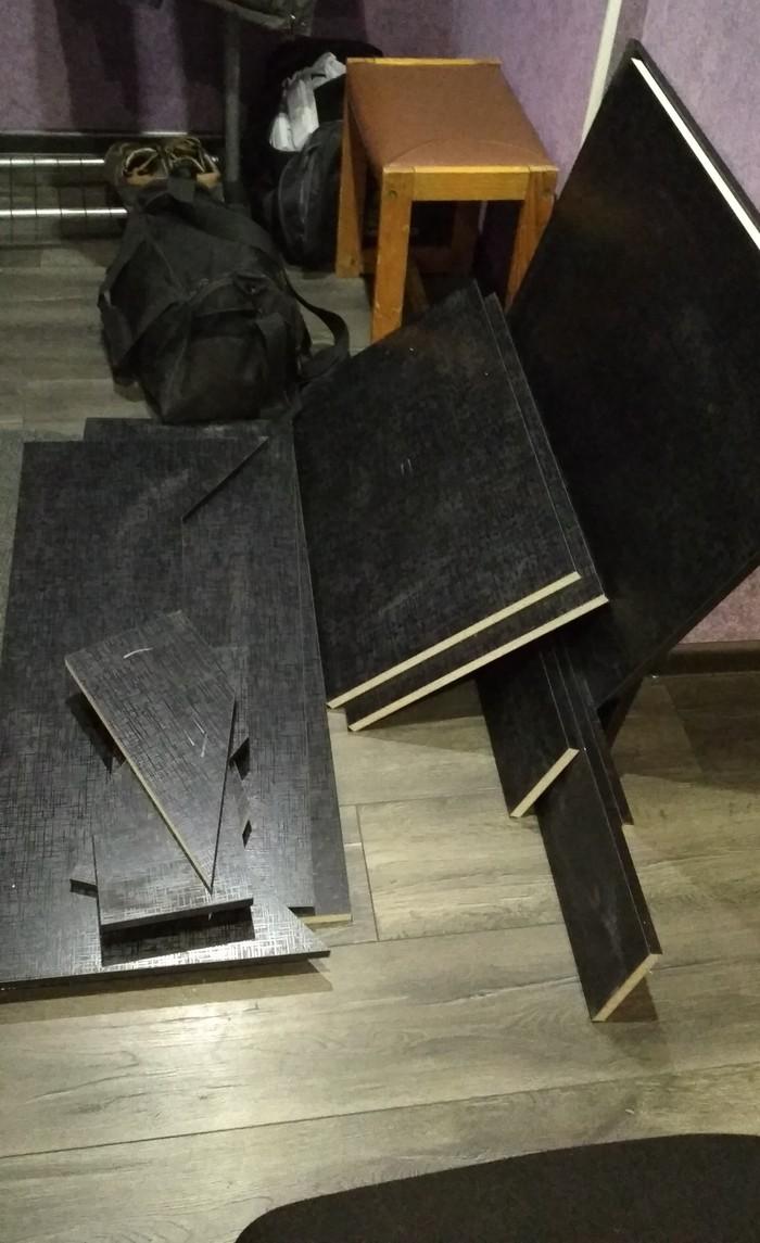 Как я сам делал стол Своими руками, Стол, Рукожоп, Компьютерный стол, Длиннопост