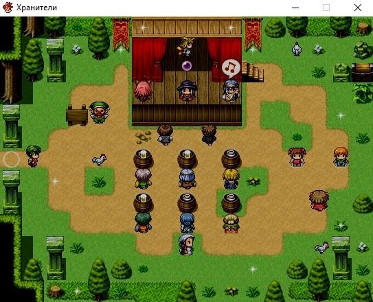 Возможности RPG Maker или несколько любопытных игрулек на этом движке. Компьютерные игры, Юмор, Инди, RPG maker, Длиннопост