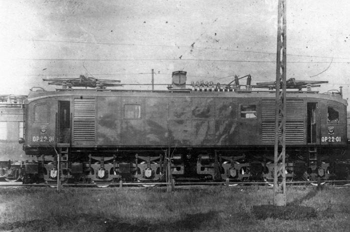 Первый переменный. Железная Дорога, Электровоз, Ор22, Длиннопост