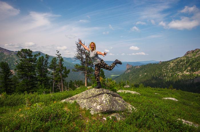 Стремительное восхождение на пик Мать Саян Ергаки, Путешествия, Туризм, Активный отдых, Отдых на природе, Отдых в России, Длиннопост