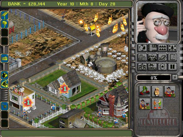 Классические стратегии в браузере Браузерные игры, Онлайн-Игры, Ретро-Игры, Стратегия, Длиннопост