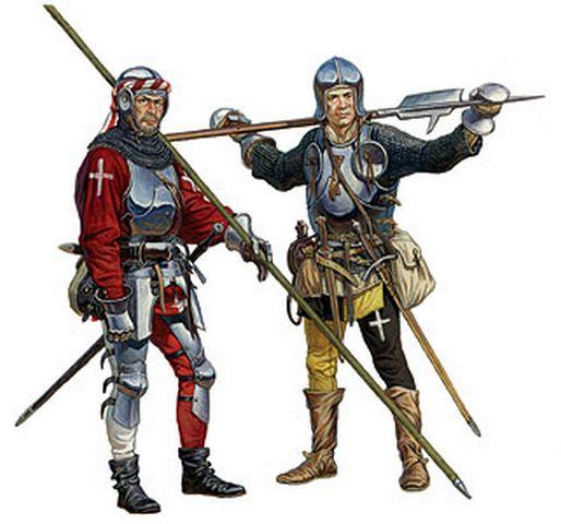 О доспешном бое Фехтование, Историческое фехтование, Доспехи, Длиннопост, Холодное оружие