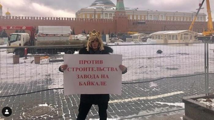 Сергея Зверева вызвали в полицию из-за пикета на Красной площади Зверев, Полиция, Пикет