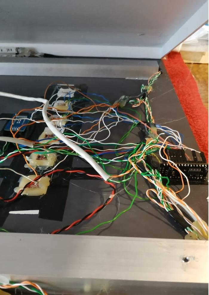 Умное зеркало Arduino, Умный дом, Я у мамы инженер, Длиннопост, Компас 3D