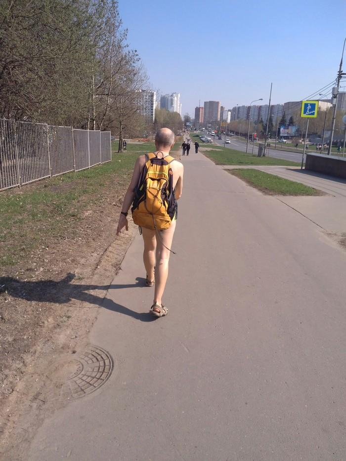 Коротко о погоде в Москве