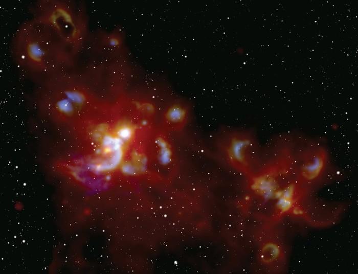 Звёздное небо и космос в картинках - Страница 20 1556206143121657444