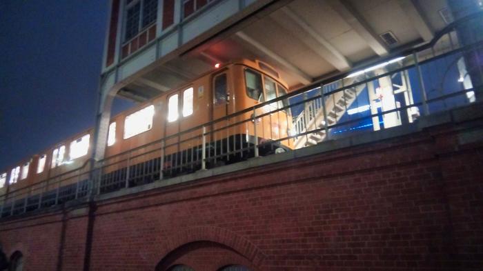 Немного транспорта Европы: Берлин Транспорт, Европа, Берлин, Длиннопост