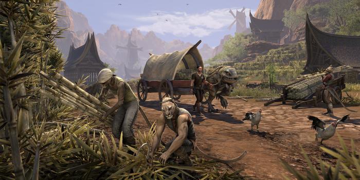 Скриншоты и арты грядущей главы для The Elder Scrolls: Online The Elder Scrolls, The Elder Scrolls Online, Эльсвейр, Скриншот, MMORPG, Каджит, Дракон, Длиннопост