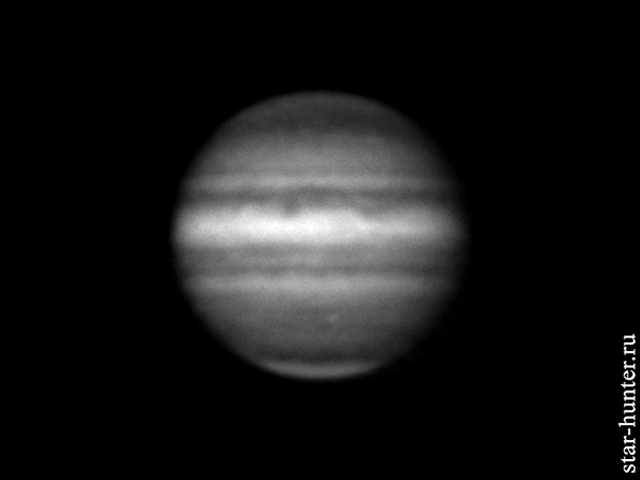 Юпитер, 26 апреля 2019 года, 02:39 Астрономия, Астрофото, Юпитер, Космос, Планета, Starhunter, Анападвор