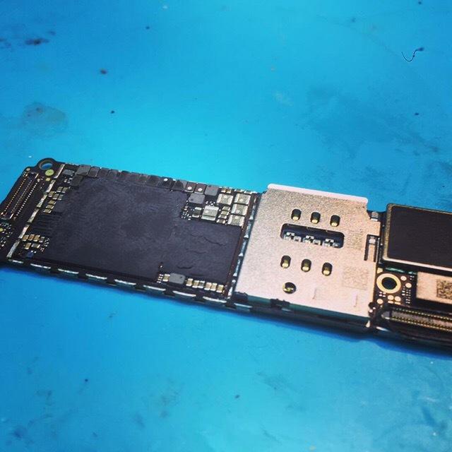 IPhone 7 нет изображение. Ремонт Iphone, Процессор, Reballing, Ремонт, Длиннопост