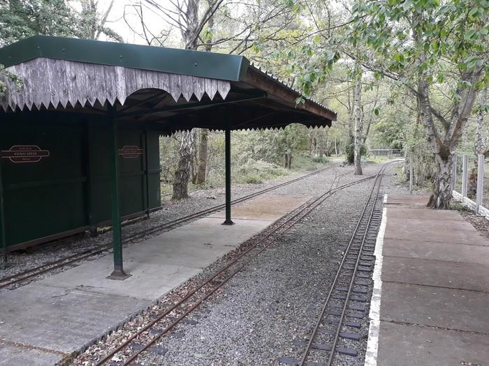 Самая мимимишная железная дорога Железная Дорога, Тот самый мимими, Фотография, Англия, Парк, Длиннопост