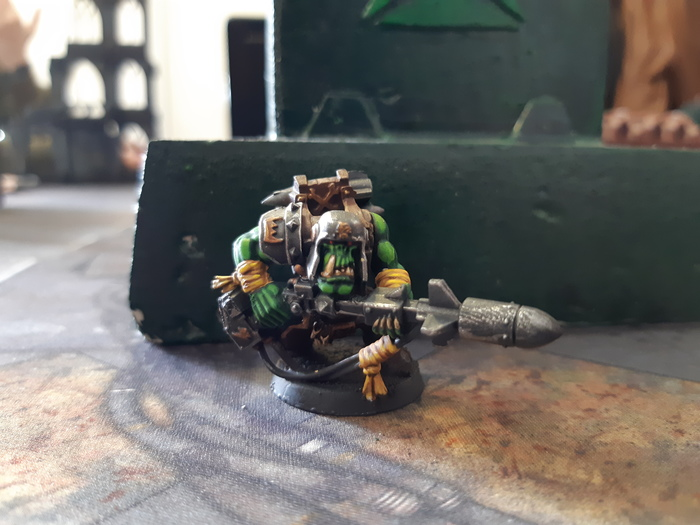 Ещё один гриб Wh miniatures, Ork, Длиннопост