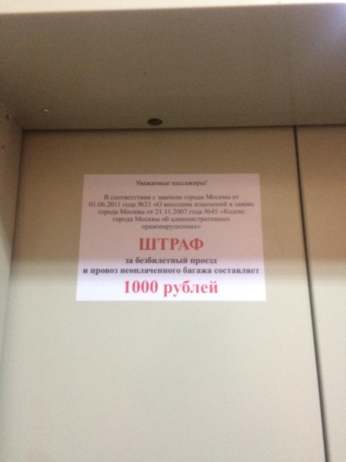 Лифт у квартиры водителя автобуса :) Лифт, Зайцевнет, Москва, Длиннопост